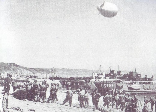 Slapton Beach Landings 1944