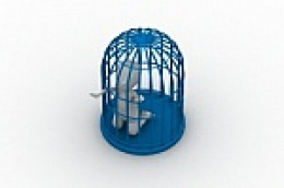 cages around our minds, hearts, and souls