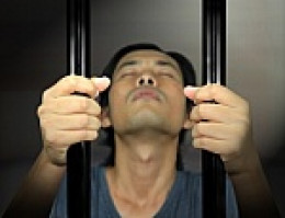our minds locked behind self imposed prisons