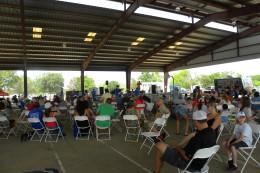 Wiener Dog Festival live music and vendors in Buda TX