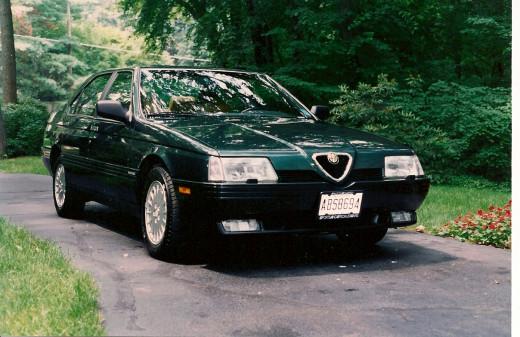 1992 Alfa Romeo 164L