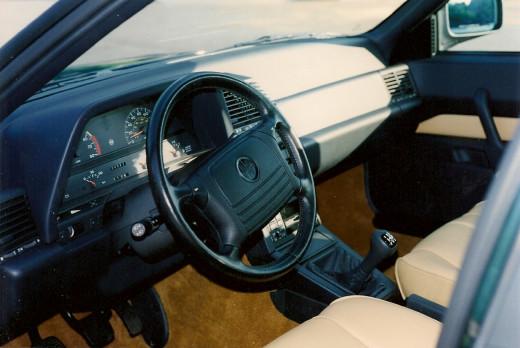 164L Interior