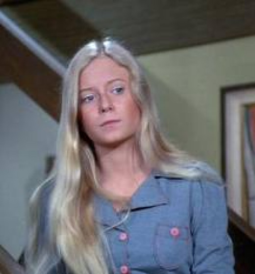 JAN BRADY, the QUINTESSENTIAL middle child.