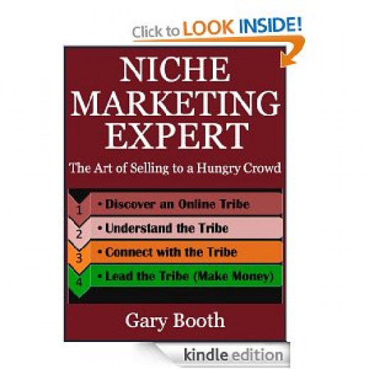 What is niche marketing?