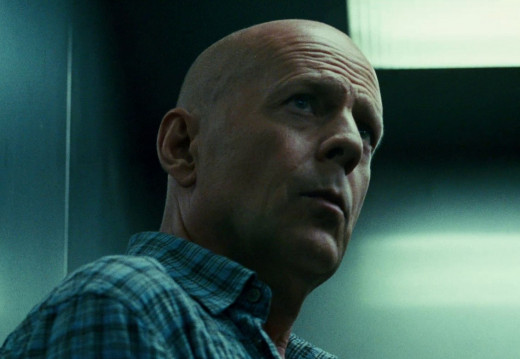 Bruce Willis stars as John McClane in the latest installment in the Die Hard franchise