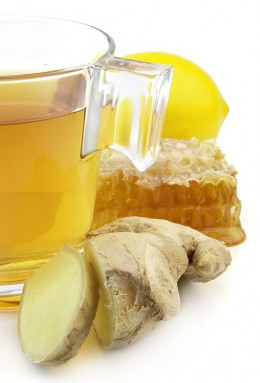 Ginger, lemon and honey may help reduce the morning sickness from pregnancy.