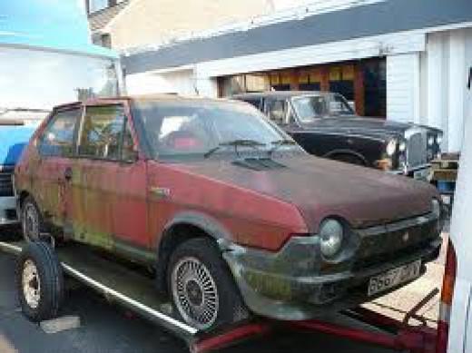 Rusty Strada.