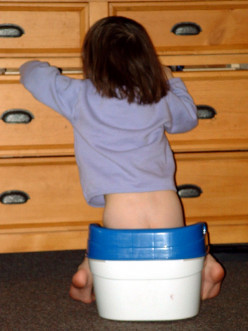 How to Help Your Partner Potty Train His/Her Child
