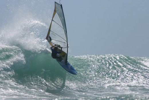 windsurf video: