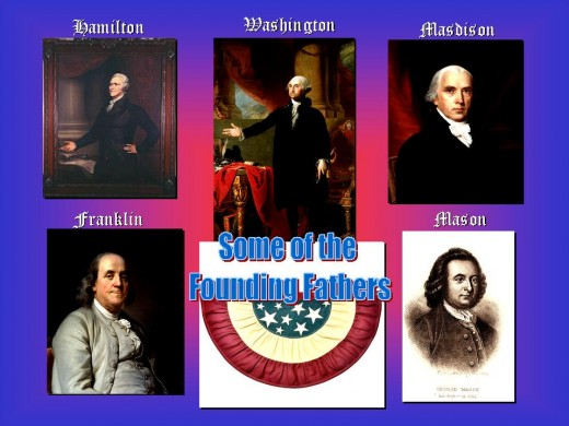 Some of the Founding Fathers