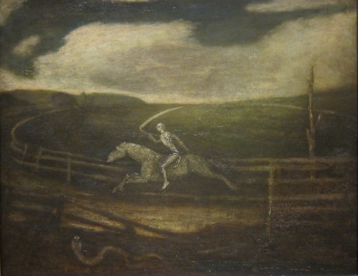 The Race Track/Death on a Pale Horse (1895-1910)