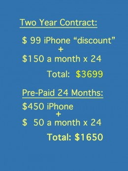 An actual plan paid by a coworker each month.  Your plan will vary but it still costs too much.
