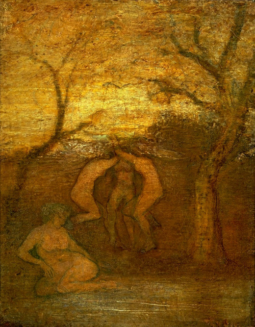 Dancing Dryads (1879)