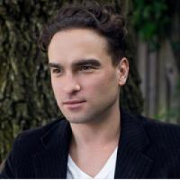 Johnny Galecki of the Big Bang Theory