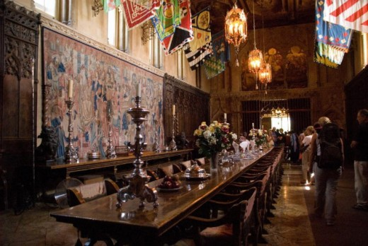 Many famous movie stars and political dignitaries were honored to be guests at Hearst Castle in the Roaring Twenties and beyond.