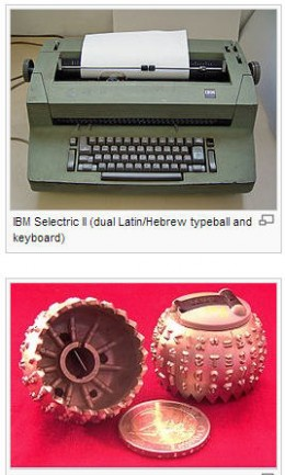a comparison between computers and typewriters Typing through time: keyboard history july 22nd, 2011  the evolution of the typewriter  here's a photo showing the dramatic difference between early apple .