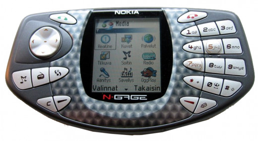 Nokie N-Gage