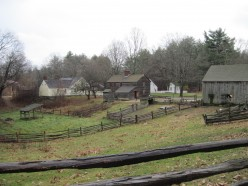 Old Sturbridge Village: A Living History Museum in Sturbridge, Massachusetts