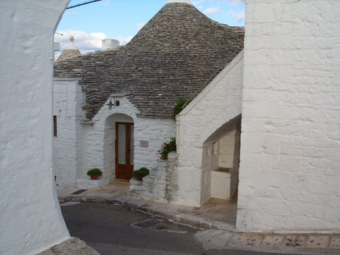take the opportunity to stay in a place typical of the area such as a trullo dwelling which is unique to the region of Puglia in Italy.