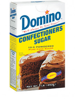 Confectionery sugar