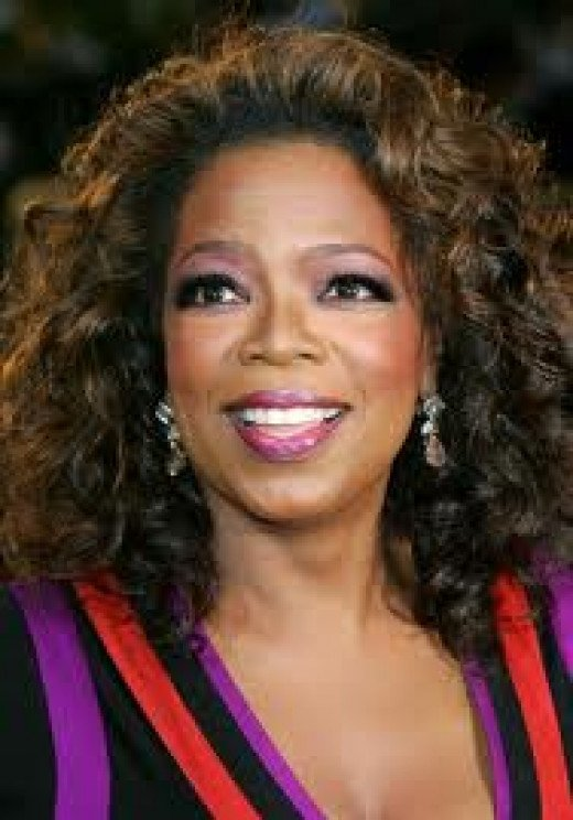 Celebrated oldest children include the following: Oprah Winfrey