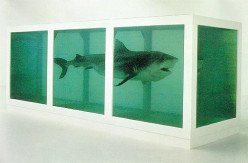 Death in the Work of Damien Hirst