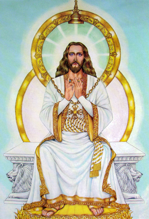 New Age Christ, Maitreya