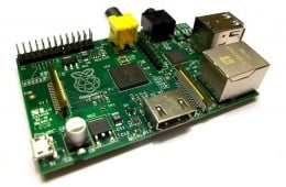 Rasberry Pi Board PC