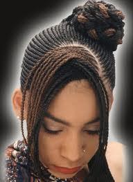 Intricate Ghana Weaving