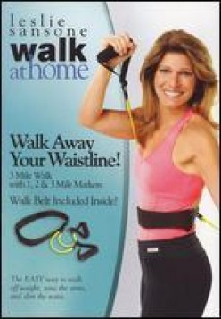 Losing Weight with Leslie Sansone's Walk Away Your Waistline!