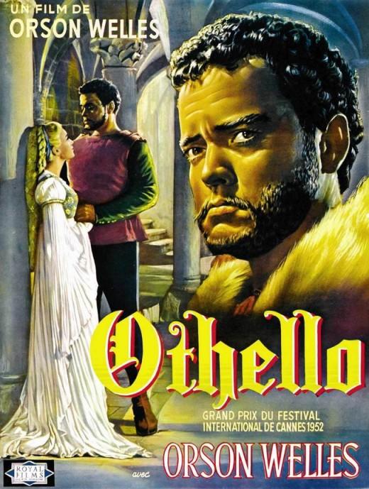 Othello (1952) poster