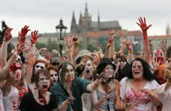 Why is the west so fascinated by Zombies and Vampires?