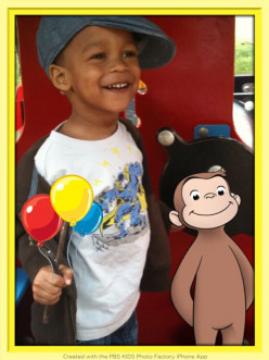Curious George Paper Dolls Enhance Storytime at Home for Toddlers and Preschoolers