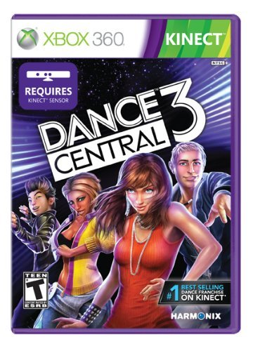 Dance Central 3 cover