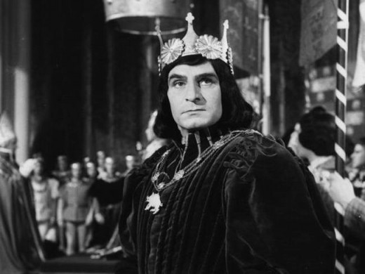 Laurence Olivier as Richard III (1955)