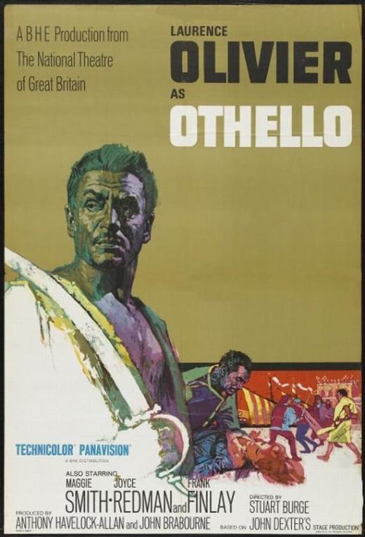 Othello (1965) poster