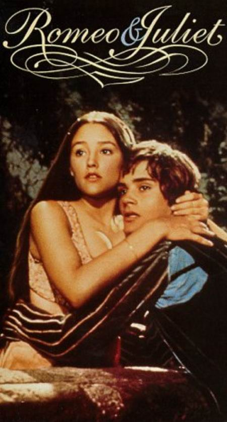 Romeo and Juliet (1968) poster