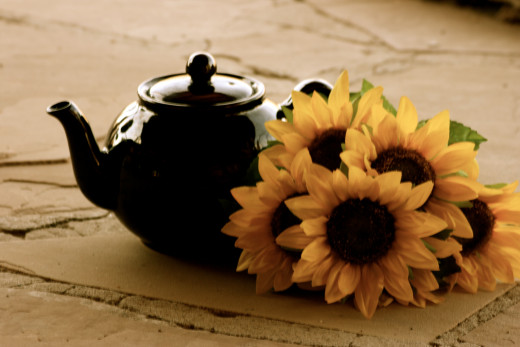 Black tea will fix the blackest mood!
