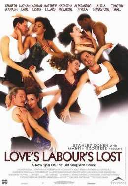 Love's Labour's Lost (2000) poster