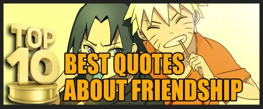 Top 10 Best Quotes About Friendship Hubpages