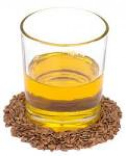 Flax seed oil or linseed oil