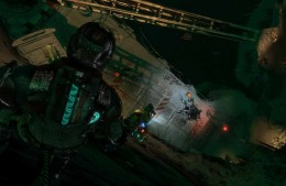 Dead Space 3 descend to find what lies beneath in Chapter 16 - more necromorphs........