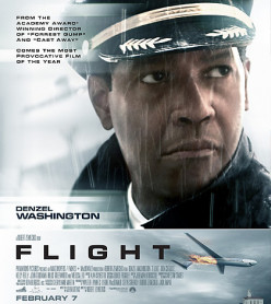 Can you give a short review on the movie called: Flight, by Denzel Washington?  Thanks