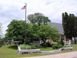 Buchanan Grave, Woodward Hill Cemetery, Lancaster, PA
