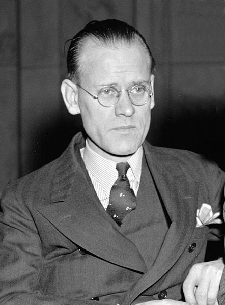 Philo Farnsworth, the intelligent Mormon who invented television which, ironically, makes people unintelligent.