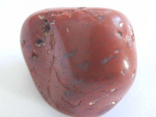This could be a red jasper stone