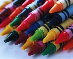 Crayons on your walls?