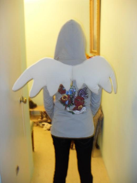 Anime Angel Wings