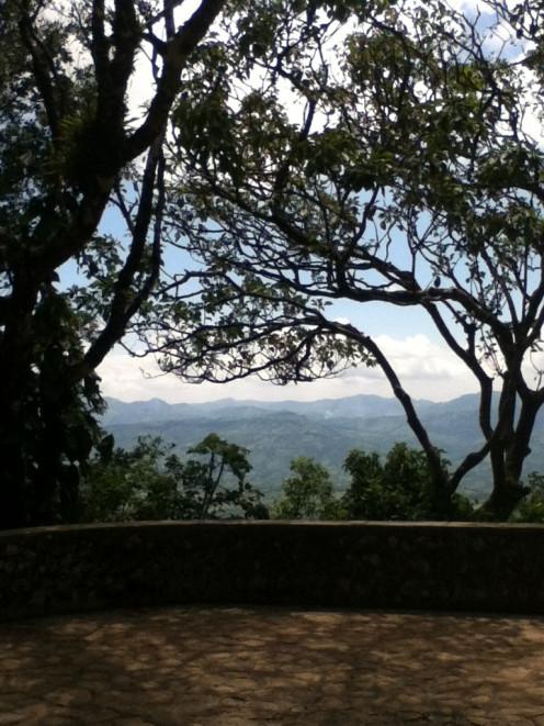 Botanical Garden, Mount Isabel del Tores