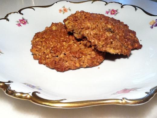 Delicious Oat Cookies
